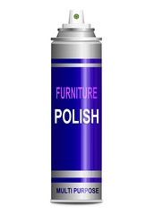 Furniture polish.
