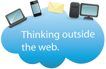 Thinking outside the web