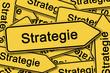 Strategie - Schilder
