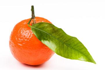 Eine Clementine