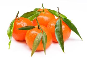 Vier Clementinen