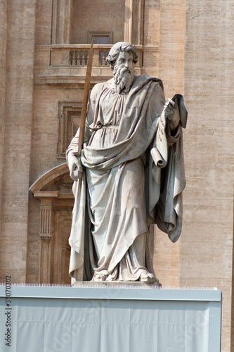 Statue of Saint Paul the Apostle