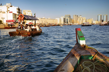 Dubai creek, UAE