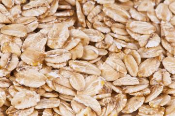 Cereals macro shot