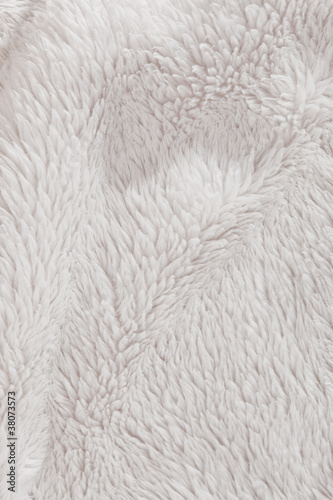 High Resolution fur furry white textured background