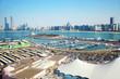 Abu Dhabi city panorama, UAE