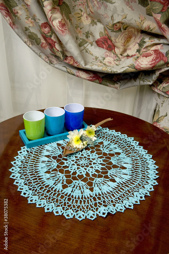 Home table decoration