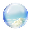 cloud bubble