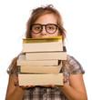 Bücherwurm III