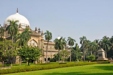 Prince of Wales Museum in Mumbai, India