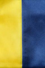 yellow blue ribbon