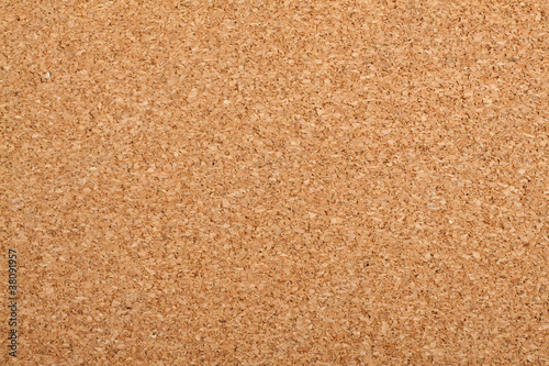 Brown cork texture.