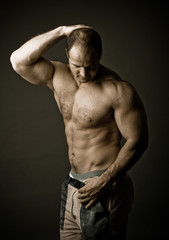 mature bodybuilder