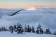 Cloudy mountain - Slovakia