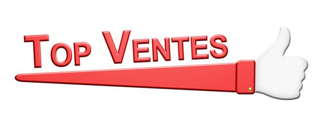 """Top Ventes"""