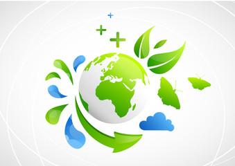 Globe écologie