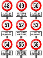 48 - 56 Vollgas