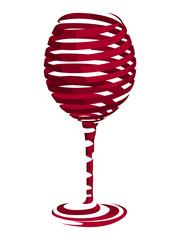 Verre vins