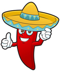 thumb up mexican chili