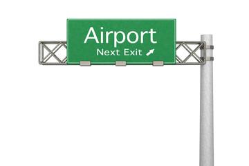 Nächste Ausfahrt - Flughafen