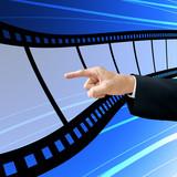Investor choose the blank film poster