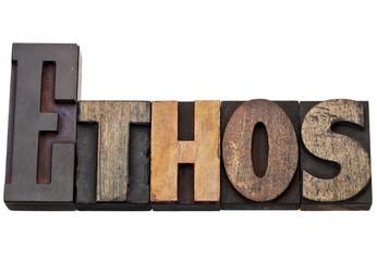 ethos - culture concept