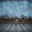 floor blue steel
