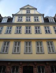 Goethe-Haus in Frankfurt