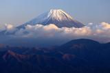 Fototapeta zachód - światło - Wysokie Góry