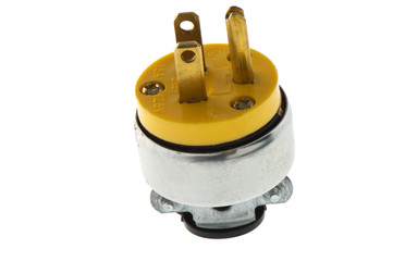 U.S.A. 15-amp plug