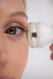 Facial rejuvenation skin treatment poster