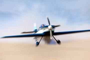 aereo acrobatico - zoom