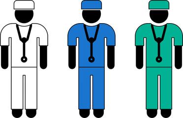 Surgeon pictogram