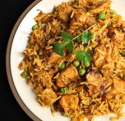 Chicken Tikka Biriyani