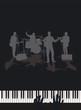 Band und Piano