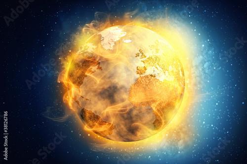 Palenie Ziemi