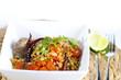 Authentick pork curry noodle