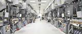 Fototapety moderne Industrieanlage // High Tech Fabrication