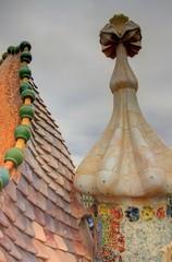 toits de barcelone