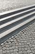 Steintreppe, Pflasterarbeiten, Handwerk, Landschaftsbau