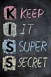 KISS acronym