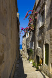 Street at Corcula, Croatia