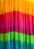 colorful pattern of fabric
