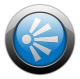 Metallic Orb Button