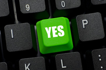 yes concept campaign