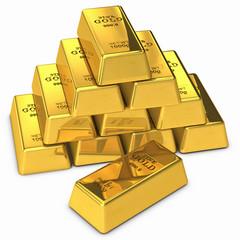 Goldbarren Gold