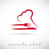 Logo Speedy Chef # Vector
