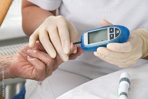 Blutzucker Messgerät