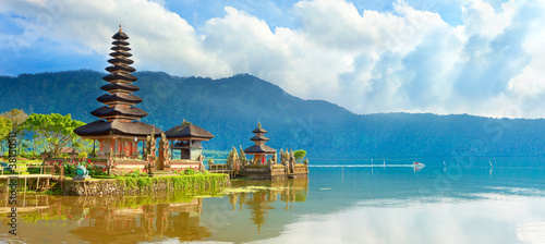 Foto op Plexiglas Indonesië Pura Ulun Danu