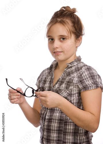 Brille?